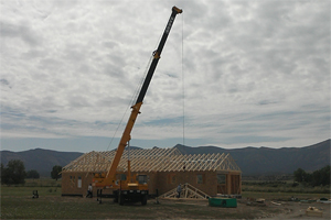 Hovenweep Home Construction